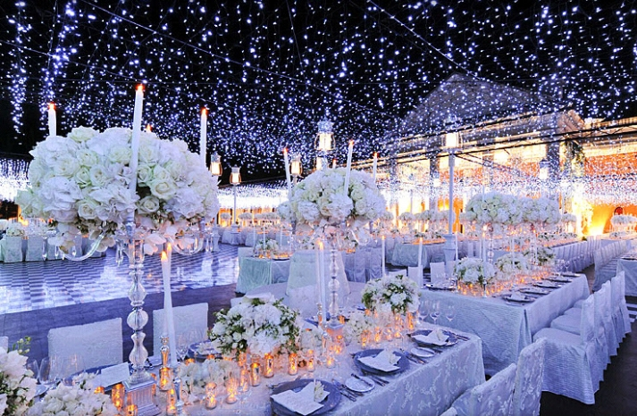 Trend Alert: Wedding Lighting Ideas {Tampa Wedding Planners