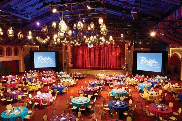 Wedding venues you havent considered yet 4 of 5 tampa florida busch gardens desert grill 1 junglespirit Image collections