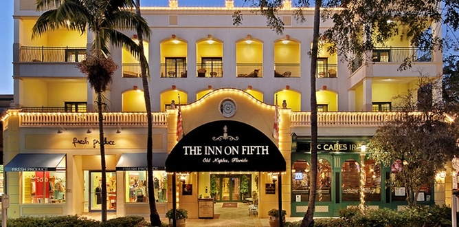 Venue Focus Inn On Fifth Wedding Planner Naples Florida