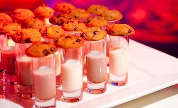 Wedding planners tampa - Cookies & milk