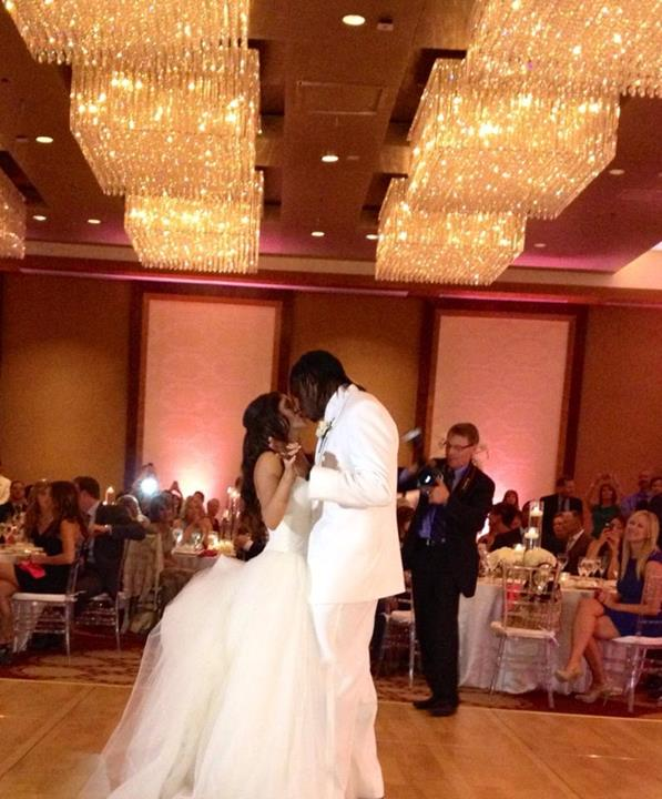 Celebrity Wedding Planner: Washington Redskins QB, Robert Griffin, Ties The Knot