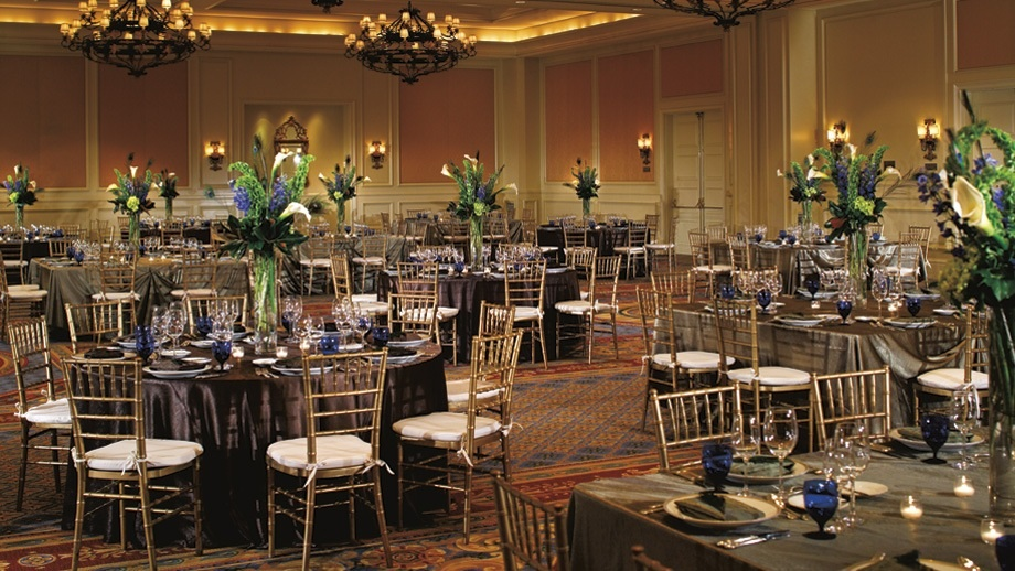 Venue Focus Jw Marriott Amp The Ritz Carlton Orlando Grande