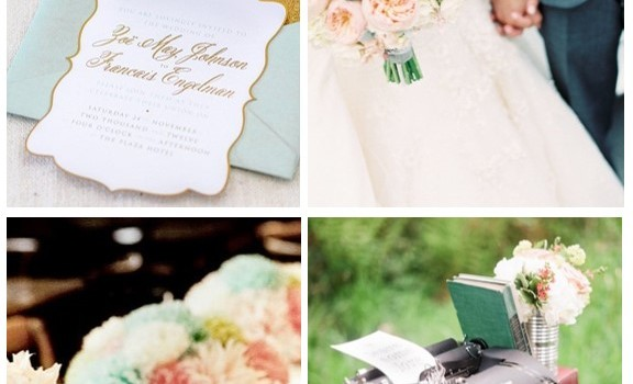 tampa wedding planners inspiration board