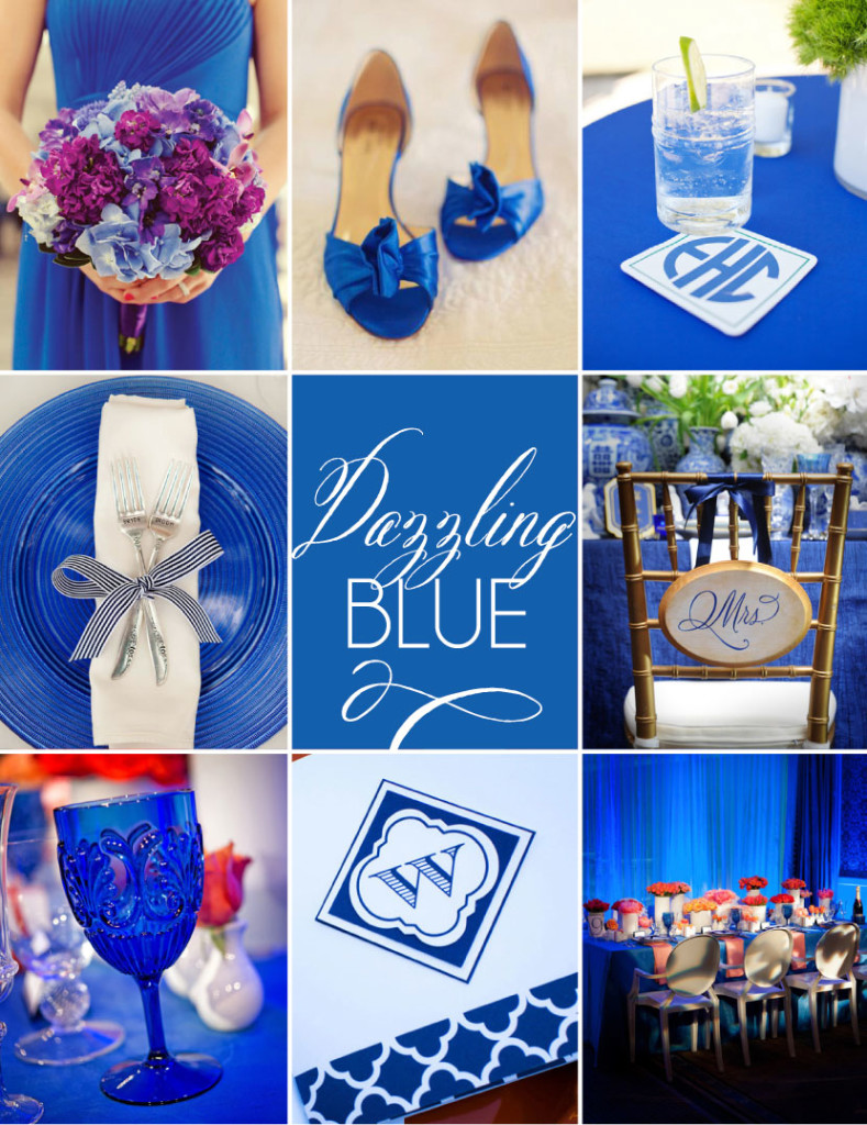 dazzling blue pantone color of year 2014