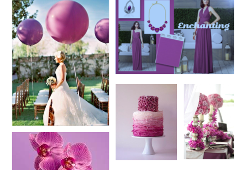 Pantone Reveals Color of the Year for 2014: Radiant Orchid {Wedding Planners Tampa}