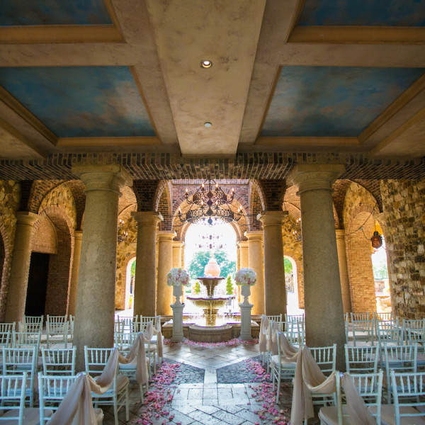 Romantic Glam Wedding at Bella Collina