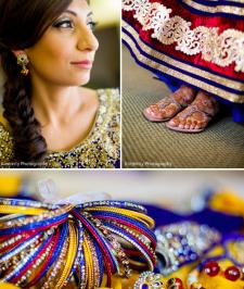 Published: Tampa Bay Indian Wedding featured on Maharani Weddings