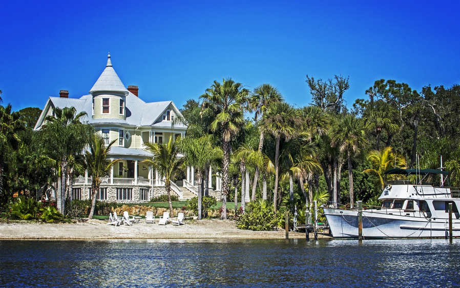 Wedding Venue Tampa: Lamb Manor Historic Estate : Tracie ...