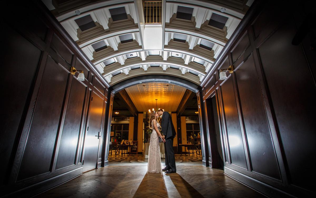 Real Wedding Christina Naveen At Oxford Exchange