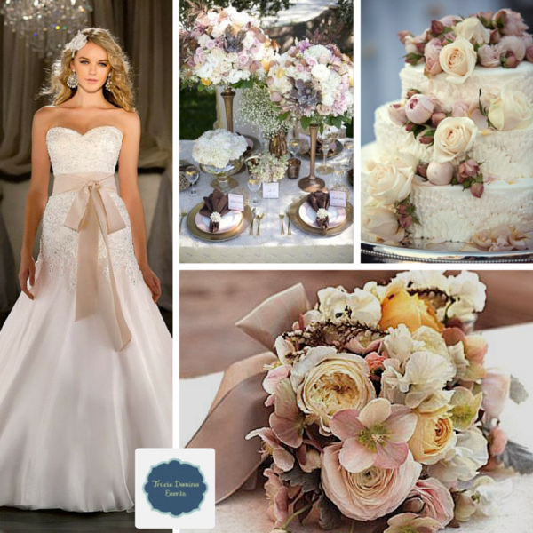 Wedding Gowns Tampa: Wedding Style Inspiration: Elegant Fall Wedding {Tampa