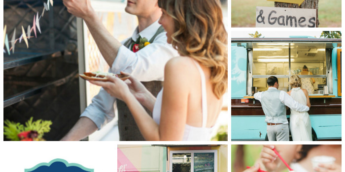 Incorporate Food Trucks Into Your Wedding