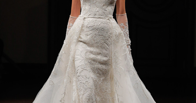 Guest Post: 8 Wedding Dress Trends Hot Off The Spring/Summer 2016 Bridal Runways