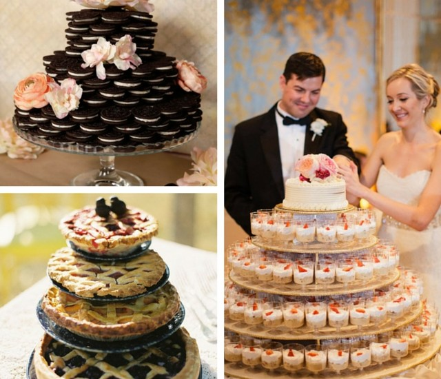 Nice Trend Alert: Non Traditional Wedding Cakes {Tampa Wedding Planner} | Tracie  Domino Events: Wedding + Party Planners Tampa, FL Park City, UT