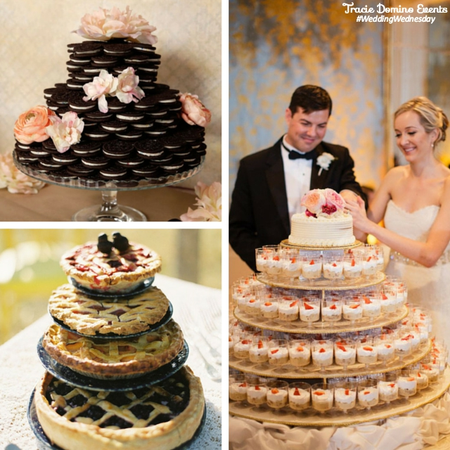 Trend alert non traditional wedding cakes tampa wedding planner socialmediapost1 junglespirit Images