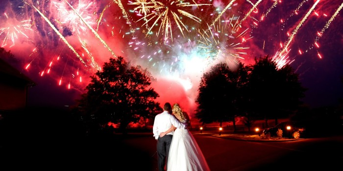 Wedding Ideas: 4th of July Wedding