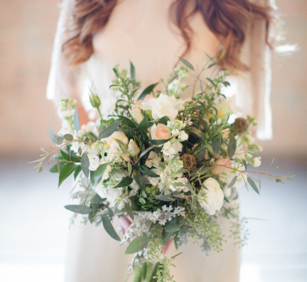 Trend Alert: Rustic Flowers and Flower Crowns | Tracie Domino Events ...
