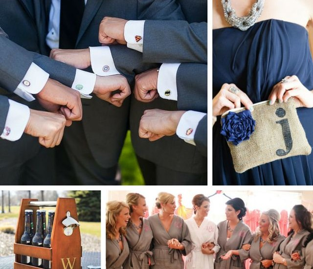 Idea Of The Day Fun Bridesmaids And Groomsmen Gift Ideas Tracie Domino Events Wedding Planners Tampa Deer Valley Bahamas