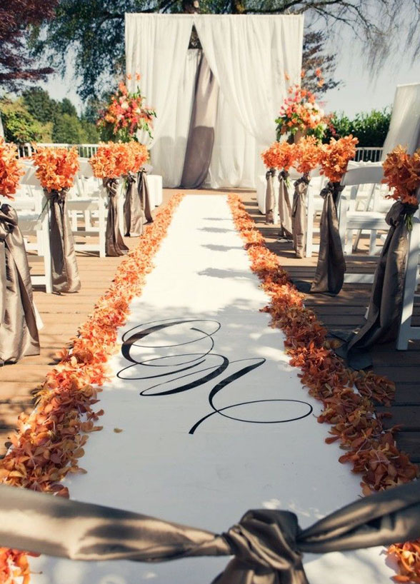 wedding ideas autumn idea of the day details for fall weddings tracie domino 27741