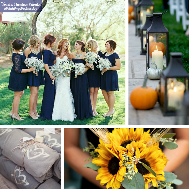 Idea of the day details for fall weddings tracie domino events fall weddings junglespirit Gallery