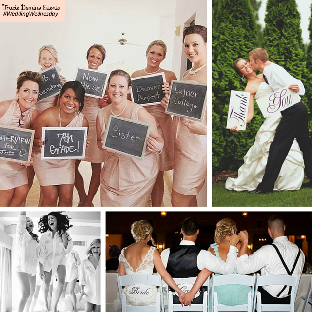 Idea of the Day: Must Have Pictures On Your Wedding Day {Wedding Planners Tampa}