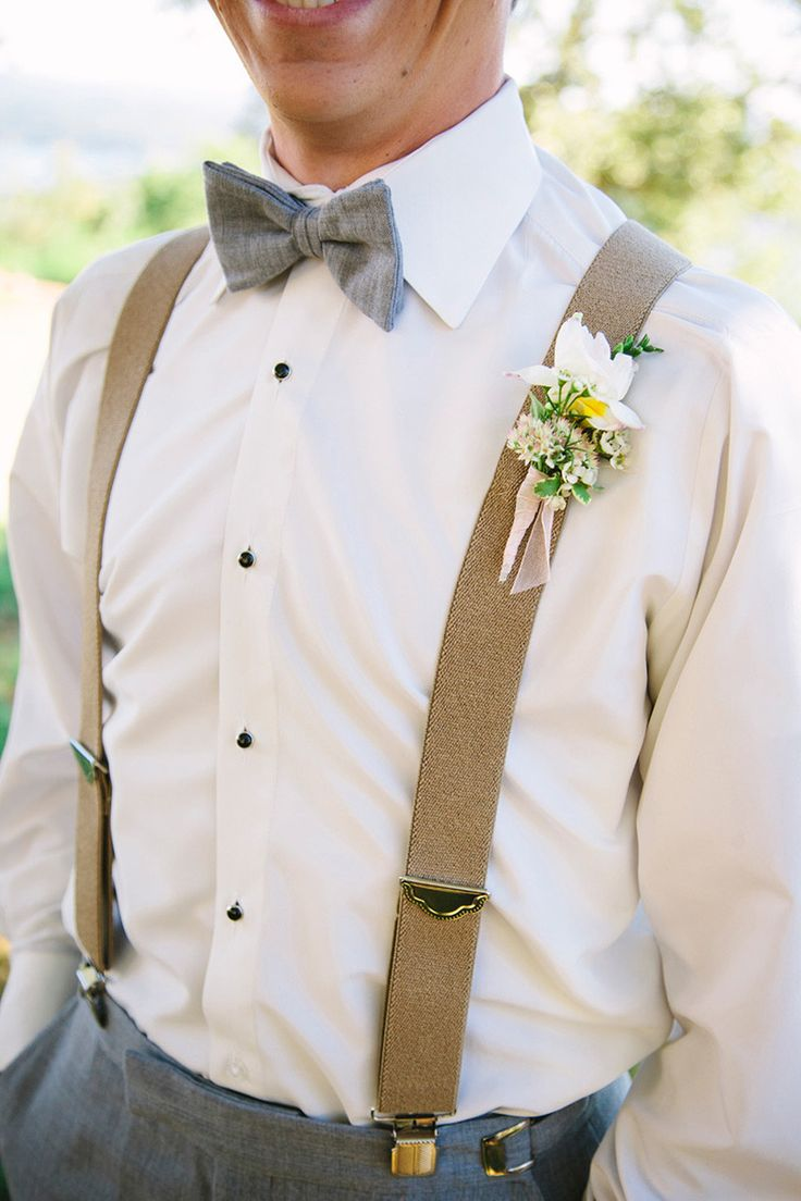 Trend Alert Groom And Groomsman Style Tracie Domino