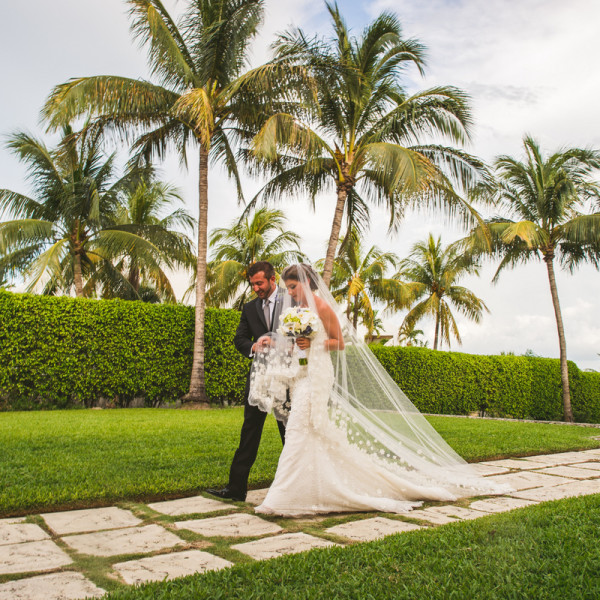 Elegant Bahamas Wedding at One&Only Ocean Club, Bahamas