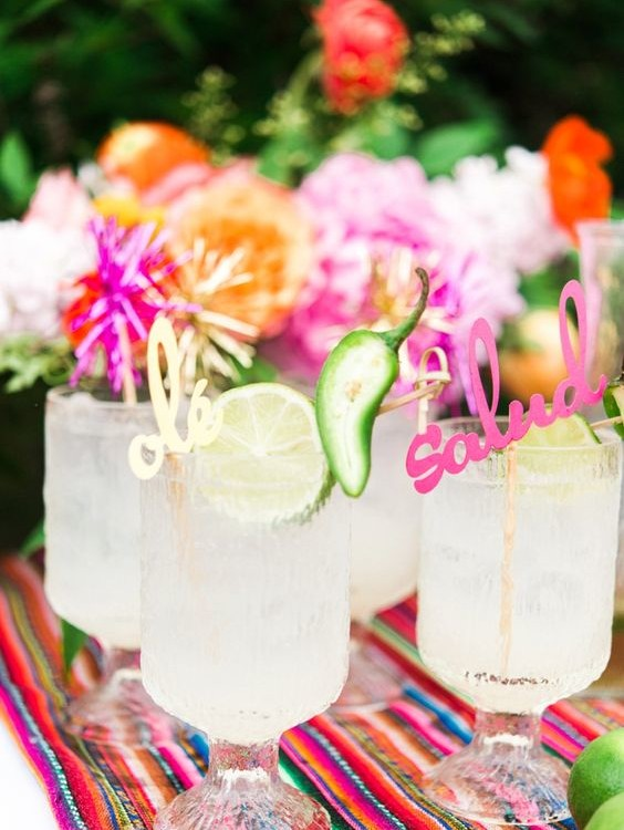Wedding Inspiration: Cinco de Mayo Wedding