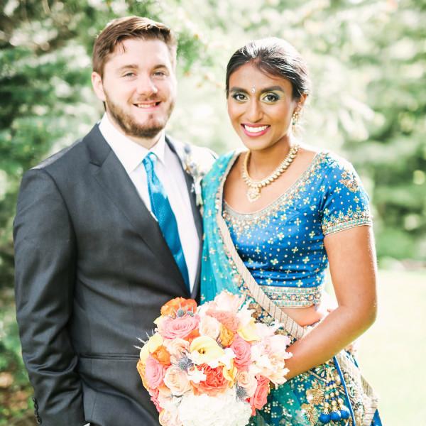 Gorgeous Indian Fusion Wedding at Stein Eriksen Lodge in Park City