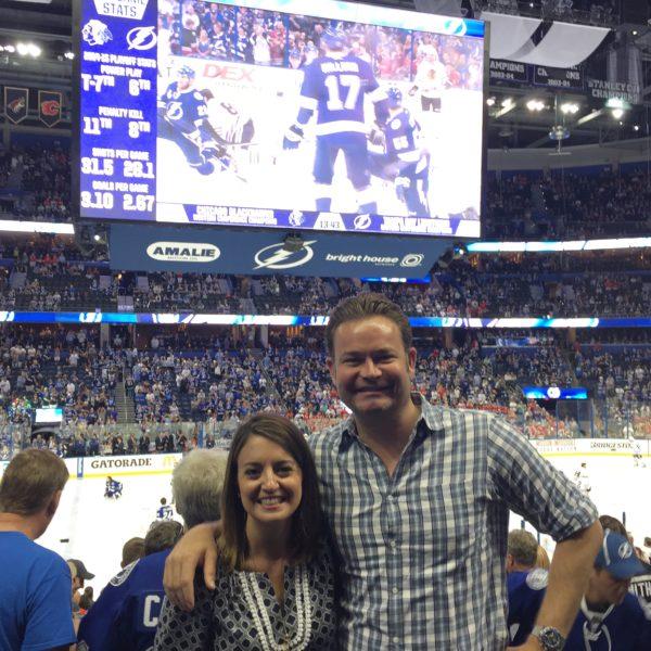 Stanley Cup Finals! Let's Go Lightning!