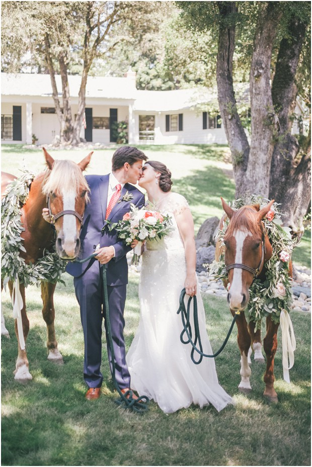 new ways to do rustic weddings